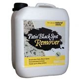 Patio Black Spot Remover - For Use On Natural Stone - 2 Litres