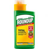 Round Up Concentrate - Total Weedkiller - 540ml