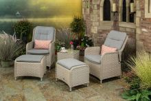 Supremo Genoa Recliner Set