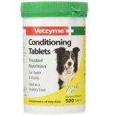 Vetzyme Condition Tab 500 Pack