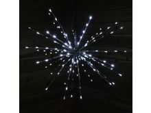 160 Cool White LED Polestar Lights - 70CM