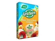 Gro-Sure® Rose, Tree & Shrub Compost