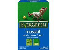 Evergreen Mosskil with Lawn Food - 80sqm