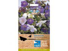 RSPB Geranium (Hardy) pratense Mixed