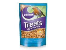 Peckish Natural Treats Mealworms - 500g