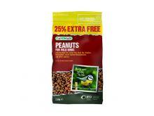 Gardman Peanuts 25% Extra Free 2.5kg