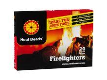 Heat Beads® Firelighter Cubes