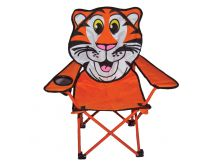 Quest Childrens Tiger Fun Folding Chair