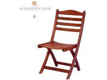 Alexander Rose Cornis Folding Sidechair