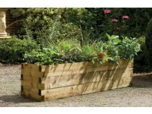 Forest Caledonian Raised Bed 180 X 45cm