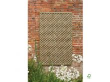 Forest Wisley Lattice 180 x 90cm
