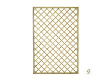 Forest Hidcote Lattice 180 x 120cm