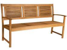 Alexander Rose Acacia Lakeside Bench - 5ft