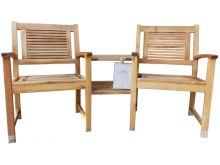 Alexander Rose Acacia Lakeside Companion Set