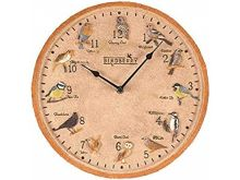 Birdberry Wall Clock 12""