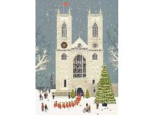 Glitter Advent Calendar - Church & Choir Boys