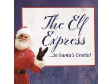 Elf Express - Saturday 21st December 2019