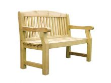 Zest4Leisure Emily 4ft Bench