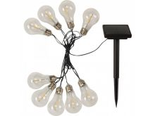 Eureka Retro Light Bulb Strong - Smart Solar