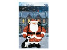 Advent Calendar - Father Christmas
