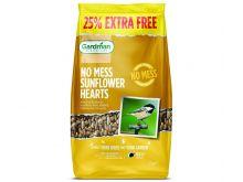 Gardman No Mess Sunflower Hearts 2.5kg