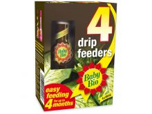 Baby Bio Original Drip Feeder - 4 Pack