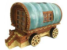 The Elvenden Collection - Gypsy Rose Caravan - Smart Solar