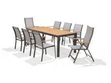 LifestyleGarden Salomon 8 Seat Rectangular Set