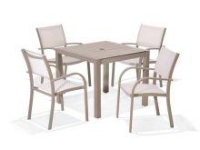LifestyleGarden Morella 4 seat Dining Set