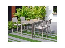LifestyleGarden Morella 4 Rectangle Bar Set