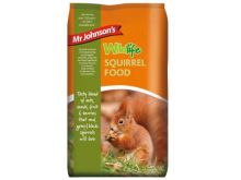 Mr Johnson's Wildlife Squirrel Food 900g