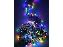 1128 LED Cluster Lights Multi-Colour - 10M