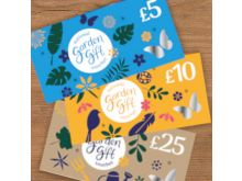 National Garden Vouchers