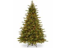 National Tree 6.5ft Vienna Fir Pre Lit