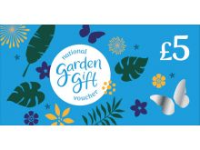 National Garden Voucher £5