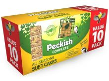 Peckish Complete All Season Suet Cakes - 10 Pack