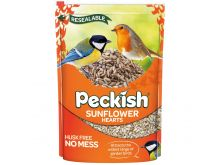 Peckish Sunflower Hearts - 2KG