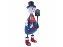 Polka Snowman