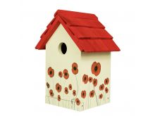 Poppy Bird House