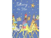 Advent Calendar - Quentin Blake Three Wise Men