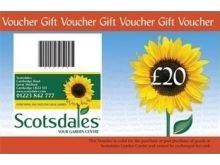 Scotsdales Gift Voucher £20