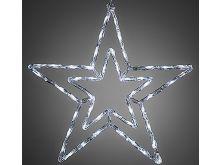 Acrylic Star White 48 LED