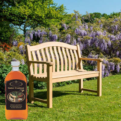 Garden furniture maintenance and treatments