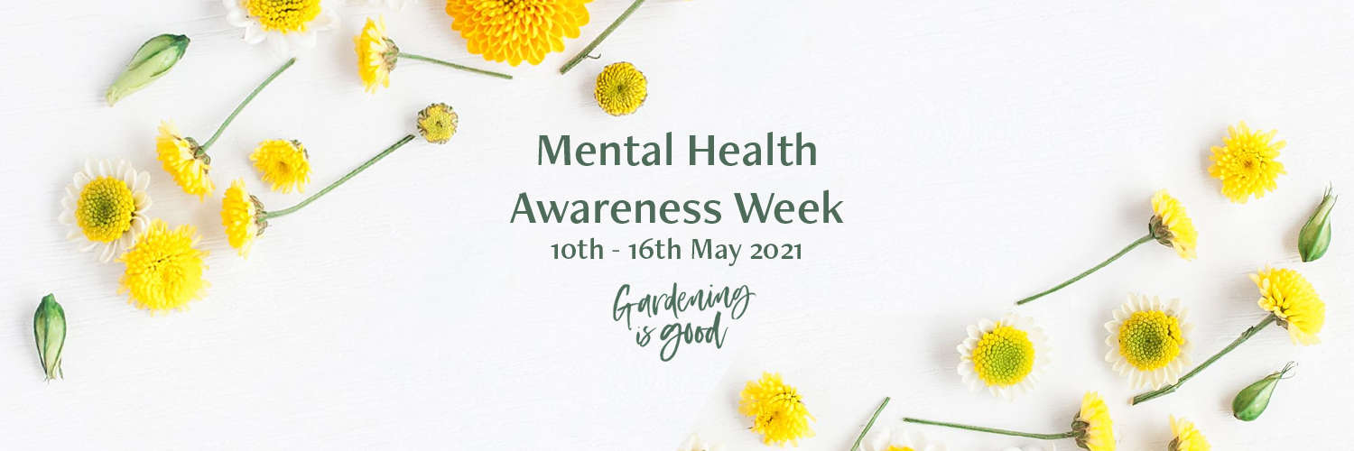 mental health awareness banner