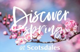 Discover Spring at Scotsdales