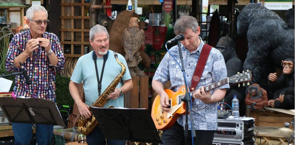 Jazz Night at Scotsdales - July 2019